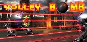Volley Bomb - особый волейбол с бомбами