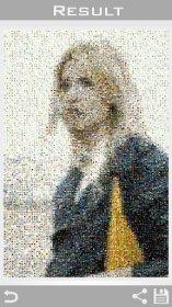 Mozaik - креативное приложение для создания мозаики из фото